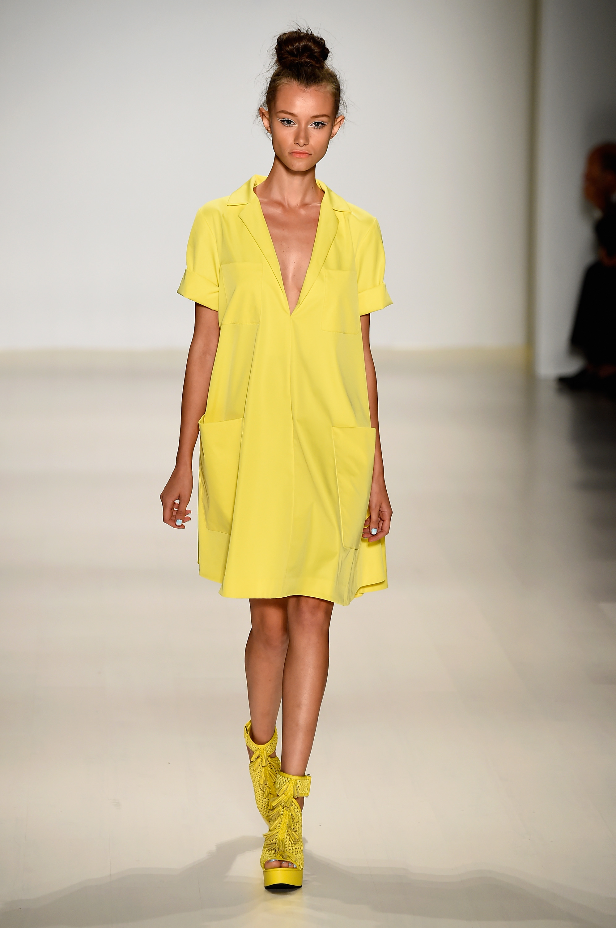 Mercedes-Benz Fashion Week Spring 2015 - Official Coverage - Best Of Runway Day 4